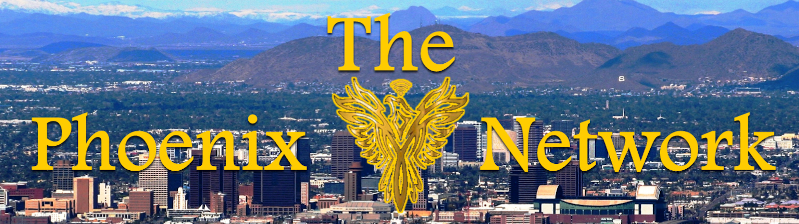 The Phoenix Network html banner semi-final